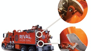 Hydroexcavation/Air Excavation Tools - Foremost Raptorlock