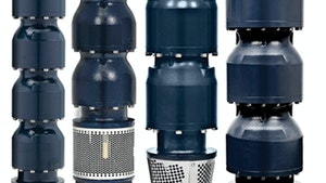 Effluent/Sewage/Sump Pumps - Franklin Electric STS Series