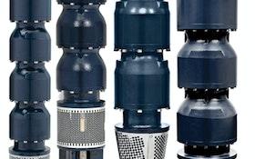 Effluent/Sewage/Sump Pumps - Franklin Electric STS Series