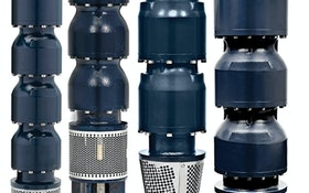 Franklin Electric STS Series submersible turbine pump