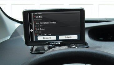 Fleet Management Company Providing Custom Forms for Mobile Data Collection