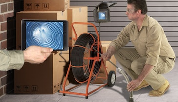 'Grab and Go' Inspection Systems Offer Wi-Fi Capability to Send Video from the Job Site