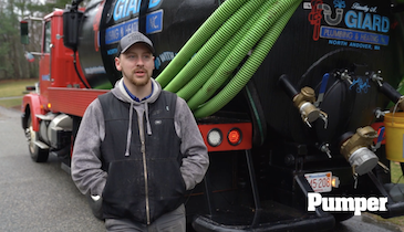 Plumber Sees Business Boost After Adding Septic Services