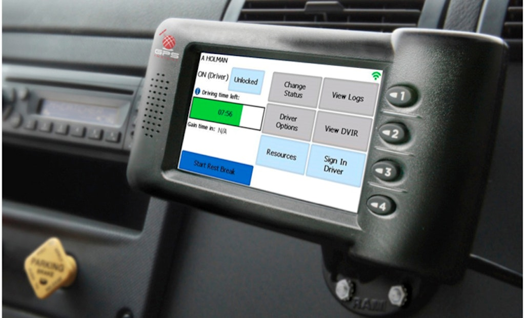 How Telematics Can Help to Manage Hours of Service