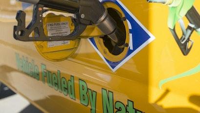 A Green Service Vehicle Fleet Provides Many Benefits