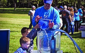 Grundfos holds Walk for Water event