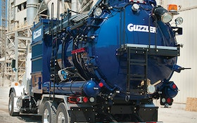 Vacuum Trucks/Trailers - Guzzler CL