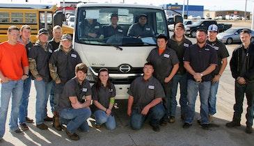 Hino Trucks Donates Vehicle to Tornado Rebuild Program