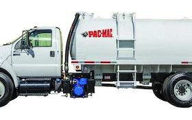 Vacuum Trucks/Trailers/Tanks - Nonhazardous hauler