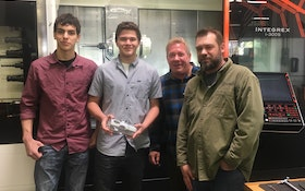 Student Inventors Form Company to Market Hose Attachment