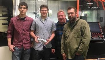 Student Inventors Form Company to Market Hose Attachment