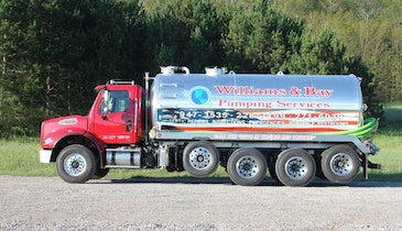 Keeping It Classy With Williams & Bay Pumping Services