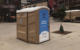 Downtown Minneapolis Utilizes Portable Sanitation to Expand Restroom Access