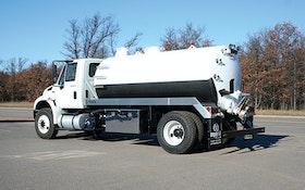 Imperial Industries Baseline Series truck-mounted tanks