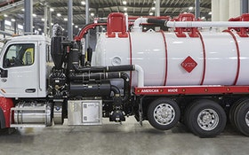Hydroexcavation Equipment - Imperial Industries Hydro 3600 Hybrid Excavator