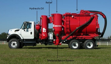 Advantages of Industrial Vacuum Trucks for Sewer Cleaning