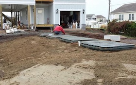Installer Pioneers In-Home Pretreatment on Difficult Lot