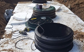 Insulating Septic and Dosing Tanks to Avoid Freezing During Winter