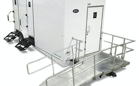 Restroom/Shower Trailers - JAG Mobile Solutions Dignified Accessible Trailer Solutions