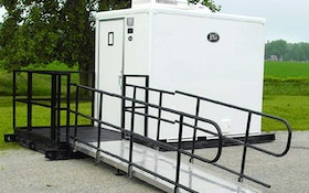 Shower Trailers - JAG Mobile Solutions Stop Drop & Go Shower