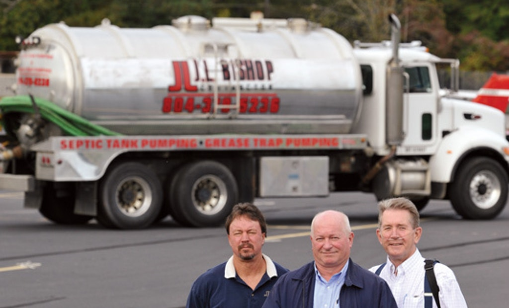 Commercial Septic Pumper Positioned for Further Growth, Branches into Environmental Cleanup