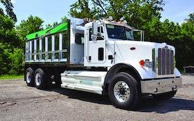 J&J Truck Bodies CNG fleet