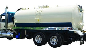 Vacuum Trucks/Trailers/Tanks - Pressure vacuum tank truck