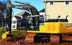 John Deere Final Tier 4 excavators