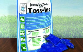 Odor Control Products - Toss-in deodorizer packs