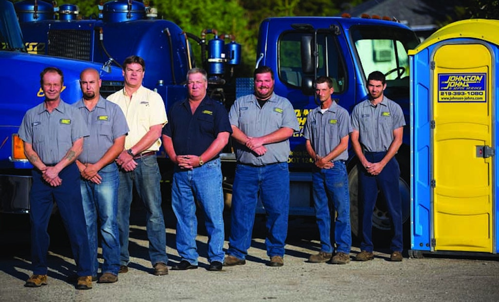 They Bought a Treatment Plant, then Started Pumping Operations