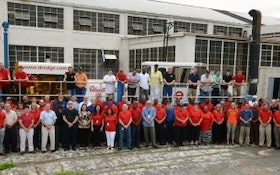 Ellicott Celebrates 1,000 Days of Safety and 130 Years of Business
