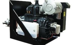 Vacuum Pumps - Jurop/Chandler equipment pump package