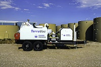 Kaiser Premier Introduces New Hydroexcavation Trailer