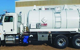 Vacuum Trucks/Tanks/Components – Septic - Keith Huber Corporation Dominator Series IV