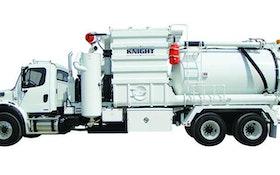 Vacuum Trucks/Trailers/Tanks - Versatile vacuum truck