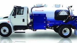 Service Vehicles - Keith Huber Corporation Princess II