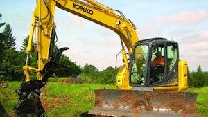 Excavation Equipment - Kobelco Construction Machinery USA ED160 Blade Runner