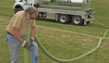 Septic Service and Drain Cleaning Jobs Projected to Increase 26 Percent
