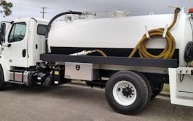 Vacuum Trucks/Tanks – Septic - Lely Tank & Waste Solutions Hawk-2000
