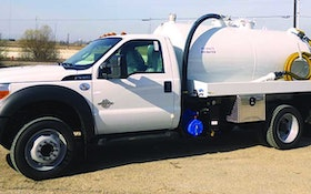 Service Vehicles - Lely Tank & Waste Solutions service truck