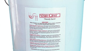 Bacteria/Chemicals – Grease - Lenzyme Trap-Cleer