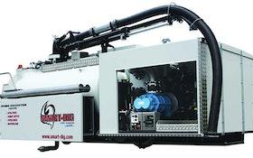 Jet/Vac Combo Units - LMT Smart-Dig HX4000