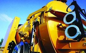 McLaughlin truck-mounted vacuum excavator