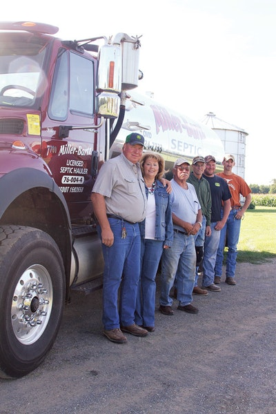 Michigan Farmers Enjoy Ideal Collaboration Between Farming & Septic Businesses
