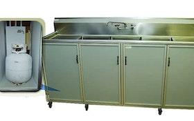 Hand-Wash Sinks - MONSAM Enterprises PSE-2003LAP