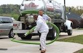 South Carolina Contractor Won't Retire; Starts Pumping Septic Tanks