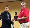 NAWT's Tom Frank Wins Macchio Award at WWETT Show