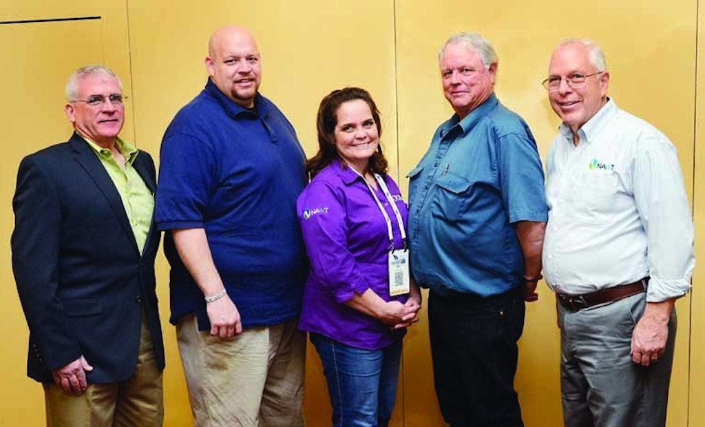 NAWT Conducts Training, Holds National Meetings at the 2016 WWETT Show