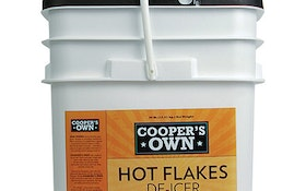 Cooper's Own Hot Flakes De-Icer