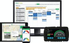 Fleet Management - NexTraq software
